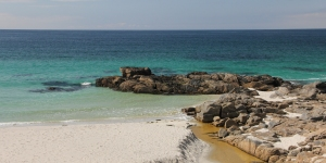 Barra Coastline